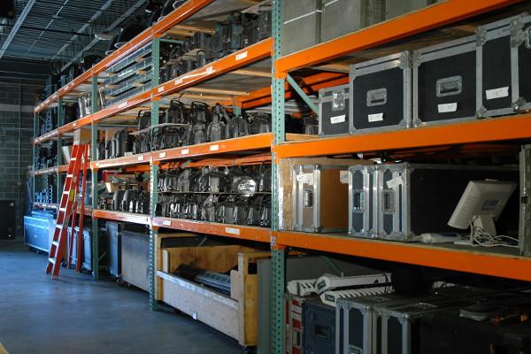 Lighting Equipment | Hayden Production Services