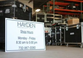Hayden Production Services Hours